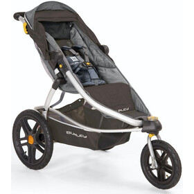 Burley Solstice Passeggino, black/grey